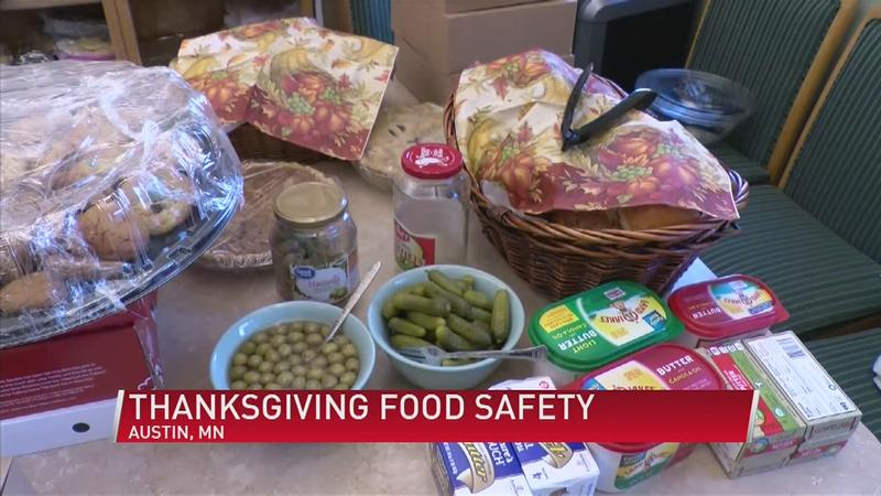 Thanksgiving Food Safety