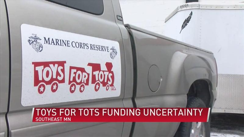 Text Bubble Toys For Tots : Toys for tots trouble kaaltv