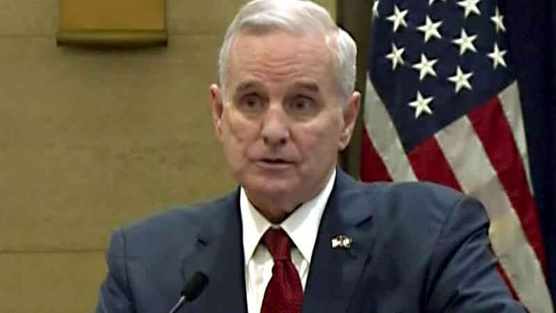 Gov. Dayton Still Hospitalized a Month After Back Surgery