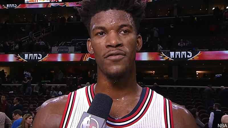 Jimmy Butler Going to 76ers from Minnesota<br />