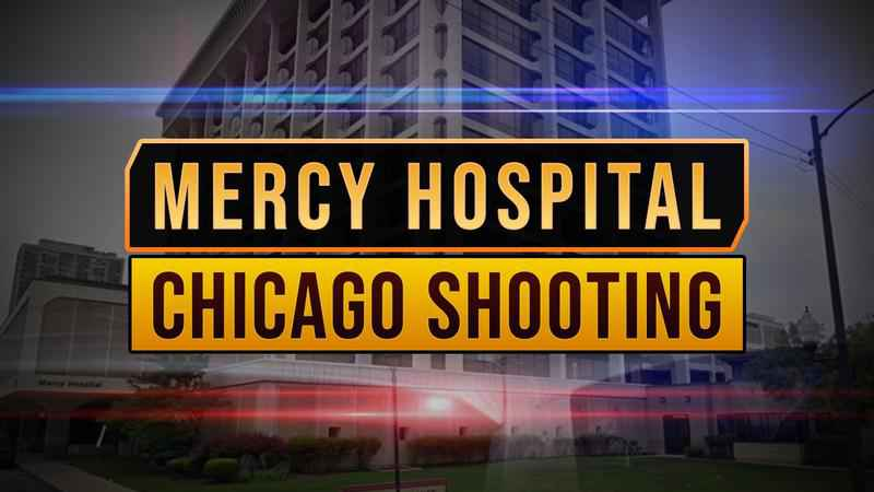 Police release name of suspected Mercy Hospital shooter