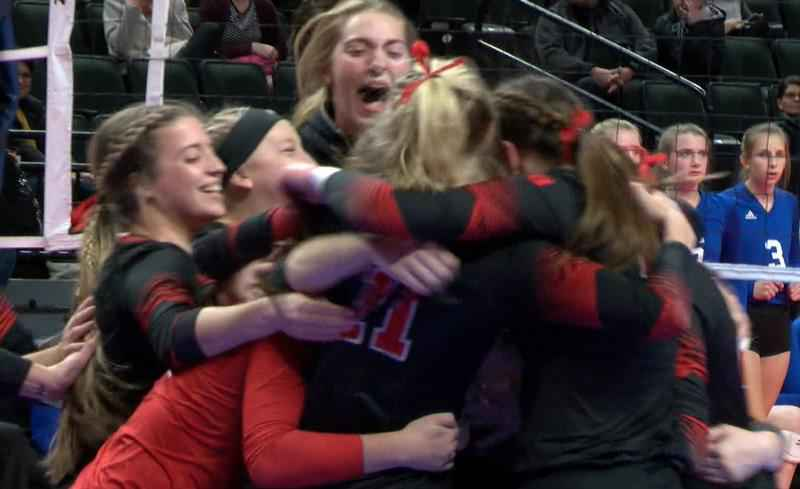 North Branch Upsets Top-Seeded Kasson-Mantorville at State