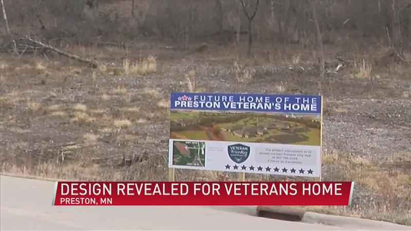Designs Revealed for Preston Veterans Home