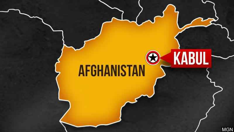 Gunmen storm government building in Afghan capital, dozens dead