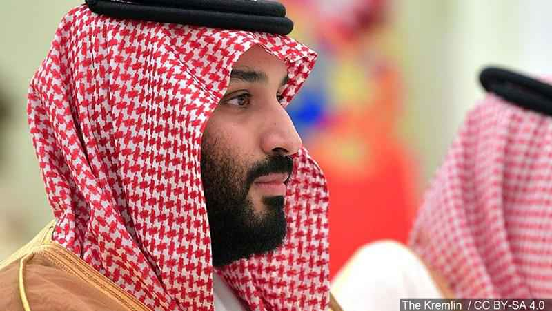 Senate OKs Resolution Blaming Saudi Crown Prince