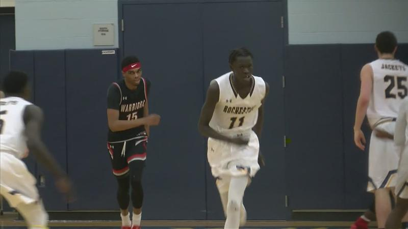RCTC Basketball Sweeps Ridgewater