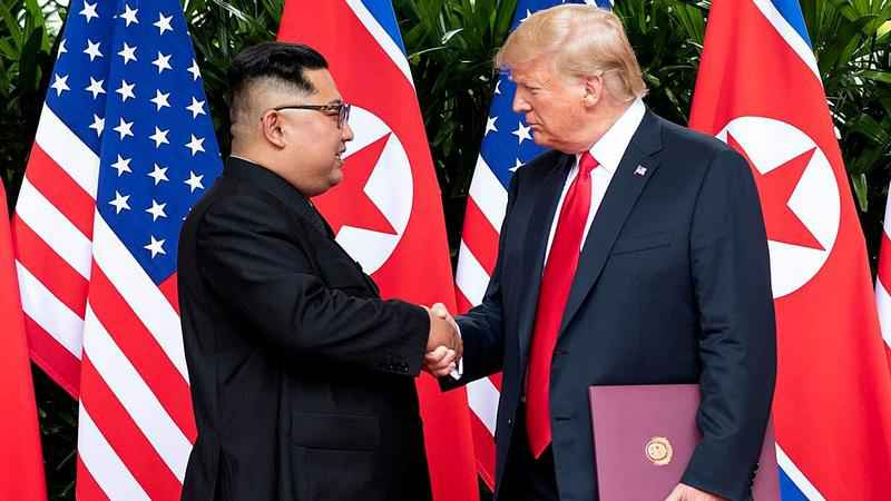 2nd Kim-Trump summit could be in the works