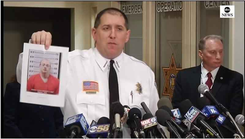 WI Sheriff Says Jayme Closs Kidnapping Suspect is Due in Court Monday