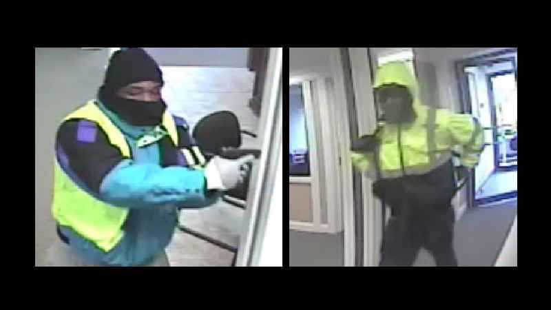 Suspects in armed bank robbery 1/15/19 in Northfield, MN