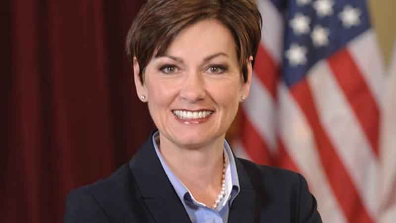 IA Gov. Reynolds Appoints New Cabinet Members