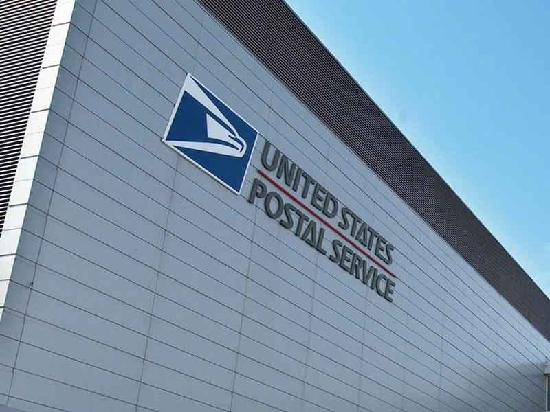 Conflicting reports about Kansas mail service Wednesday