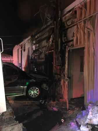 UPDATE: Fire and Vehicle Crash Destroys Rochester Store