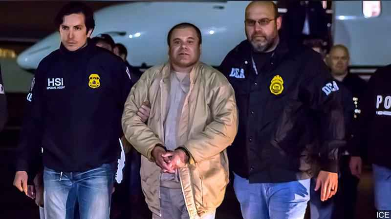 El Chapo jury works at Day 6 of deliberations