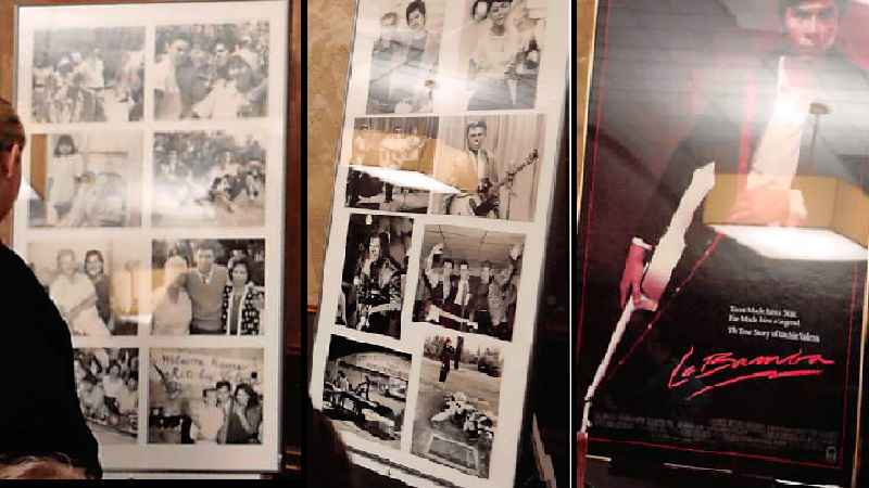 UPDATE: 1 Arrested in Connection to Missing Ritchie Valens' Family Heirlooms