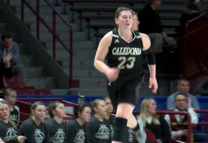 Caledonia Tops Proctor, Advances to the State Semifinals