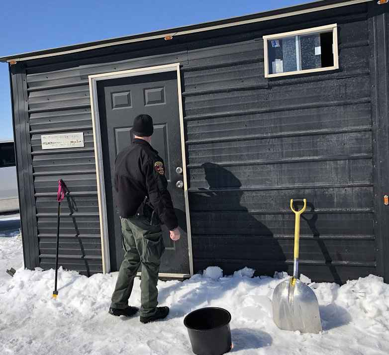 MN DNR: Deadline to Remove Ice Houses on Monday, March 4