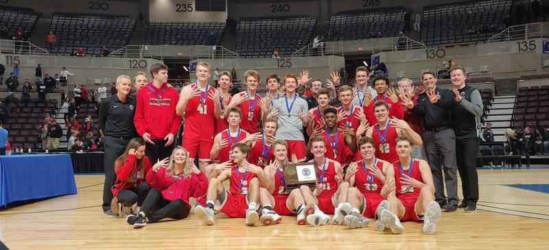 Hurt's High School Career Ends as Lakeville North Wins 8th Straight Section Title