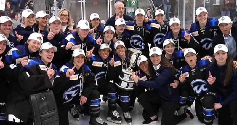 Isobel Cup Champion Minnesota Whitecaps Coming to Rochester