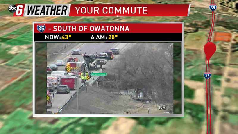 UPDATE: Name of Man Who Died In Crash Near Owatonna Released