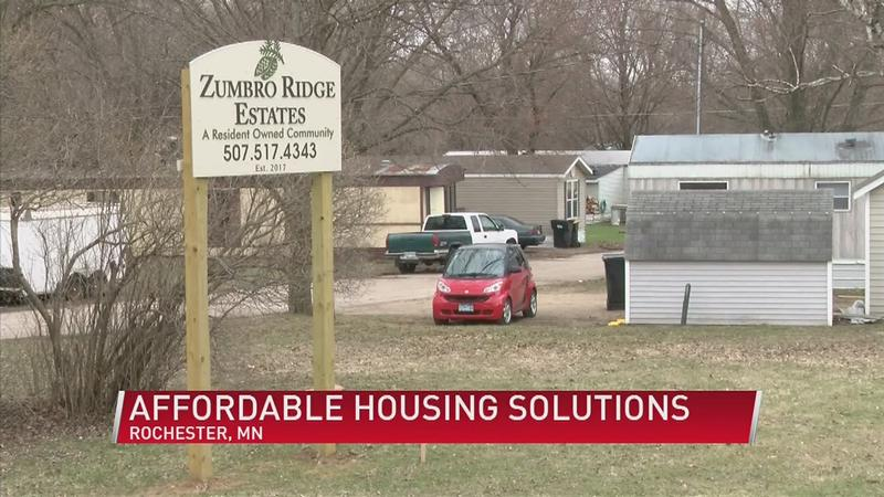 Affordable, Mobile Homes Offer a Housing Solution