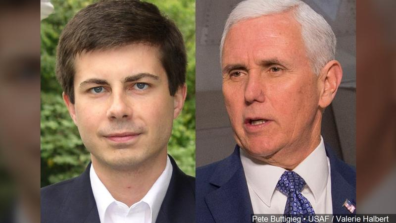 Inside Buttigieg's complicated relationship with Pence
