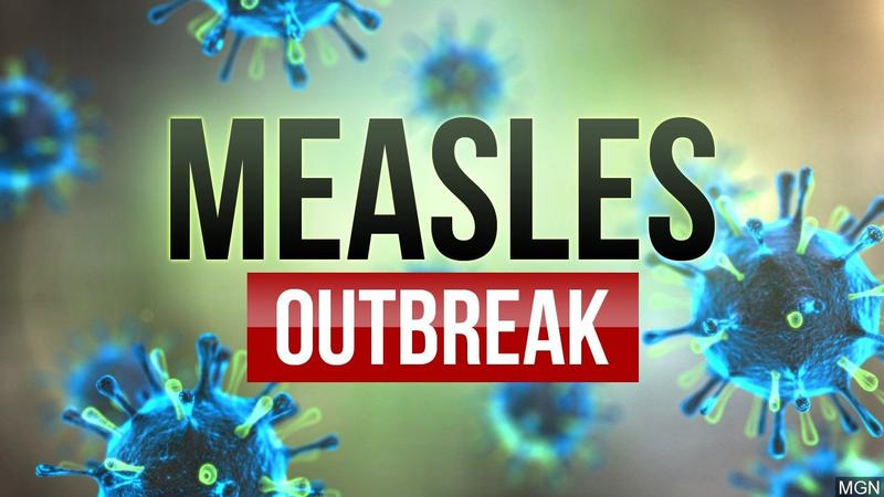 Measles Quarantine Orders at 2 LA Universities