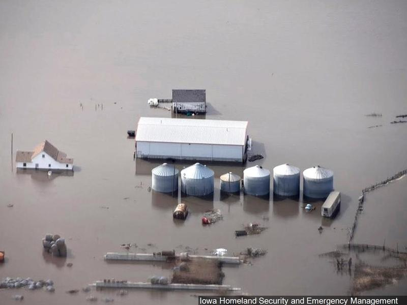 Iowa Governor Extends Disaster Proclamations for 30 Days