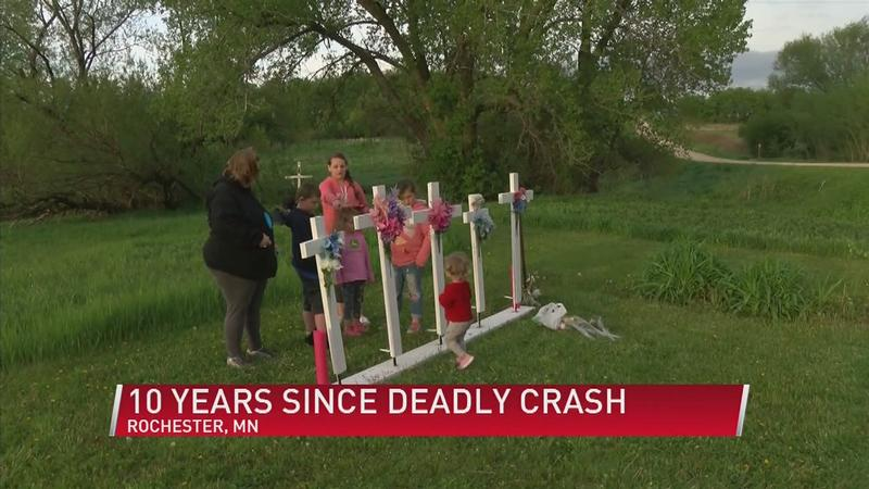 10 Years After a Deadly Crash Killed 5 | KAALTV com