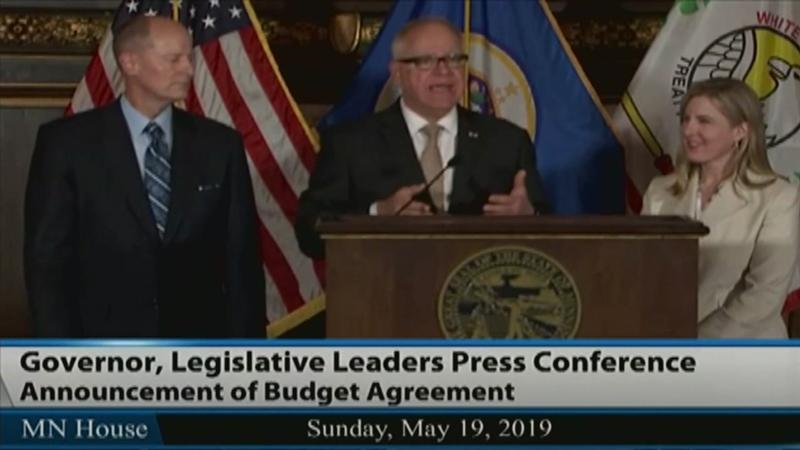 Lawmakers and the Governor Reach a Bipartisan State Budget Agreement