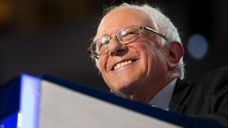 Bernie Sanders finds favorite 2020 primary foil in Joe Biden