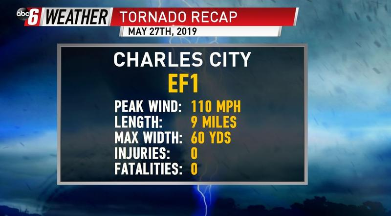 Recapping The Memorial Day Tornadoes Kaaltv Com