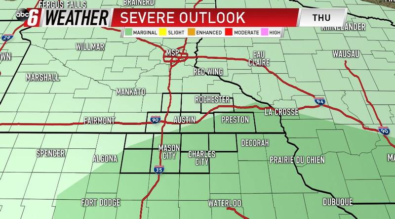 Severe Weather Threat Thursday into Friday