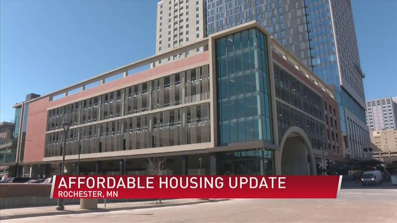 Plans Looking Up for Affordable Housing Project