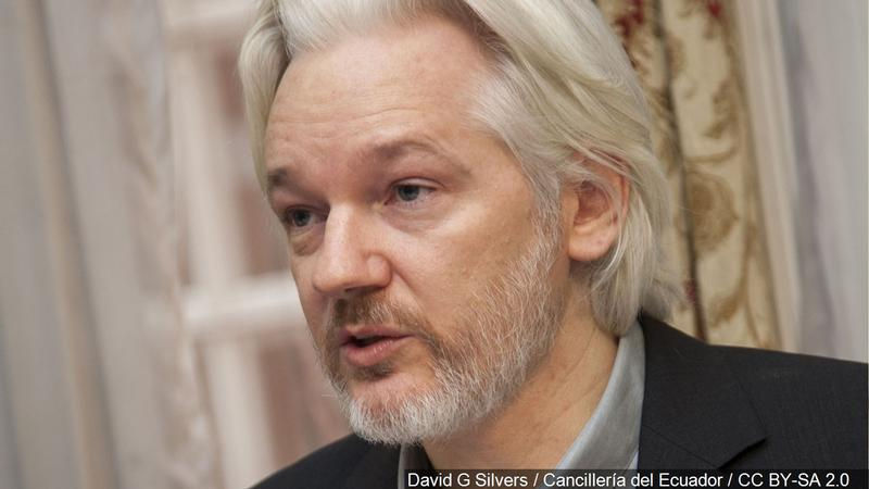 The United States formally submits extradition request for Assange