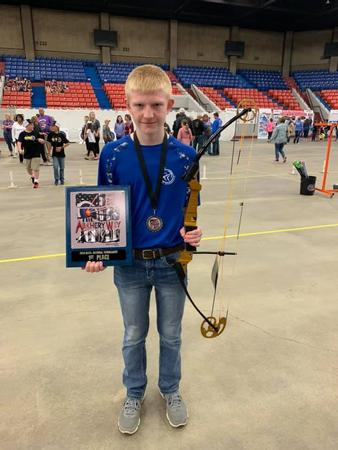Young Iowa Archer Going to World Championships