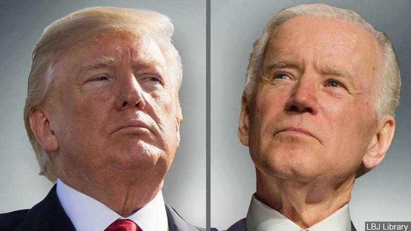 President Trump, Former VP Joe Biden Holding Dueling Events in Iowa