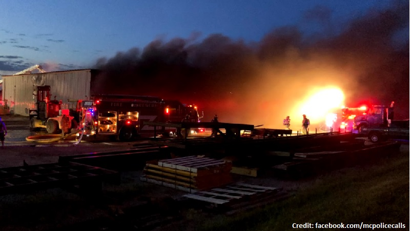 UPDATE: Investigators Narrow Down Cause of Pro Trucking Fire
