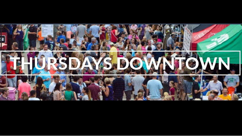Thursdays Downtown Closing Early Due to Weather