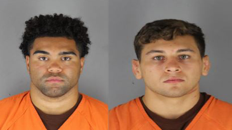 Two U of M Gopher Wrestlers Being Held on Suspicion of Criminal Sexual Conduct