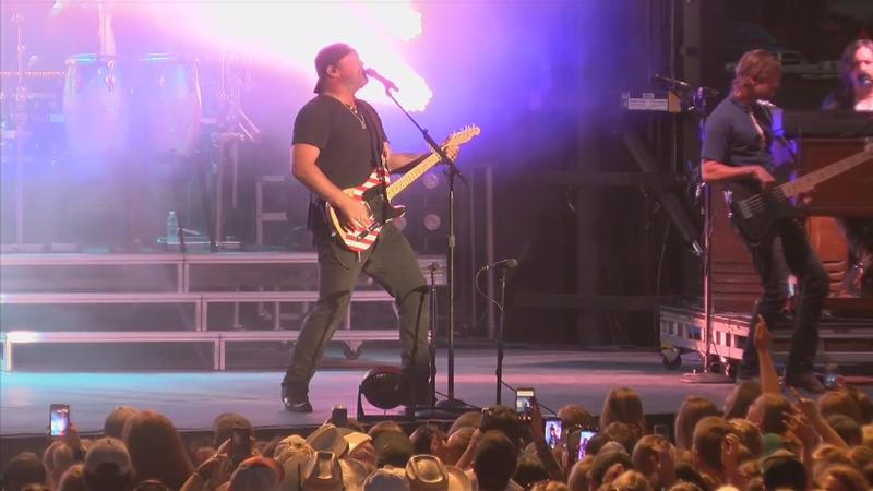 ABC 6 News Exclusive: Lee Brice Says Performing in Midwest Is 'Like Coming  Home'
