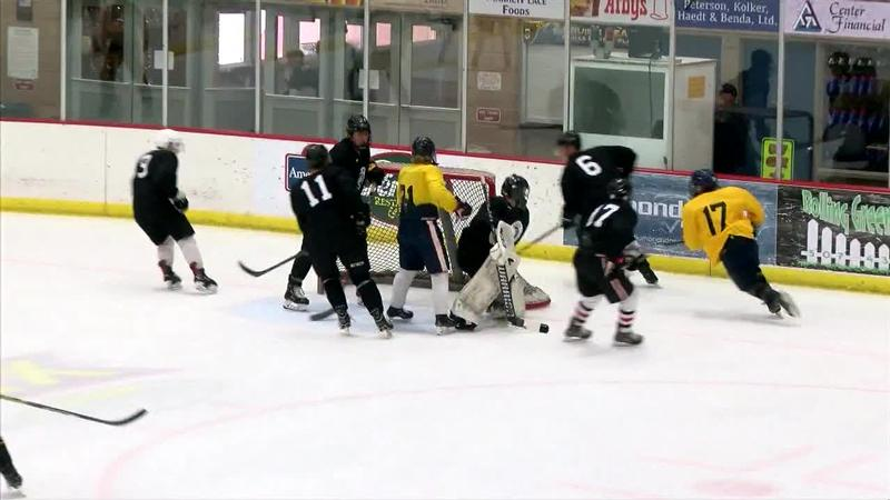 Austin Bruins Narrowing Roster During Training Camp
