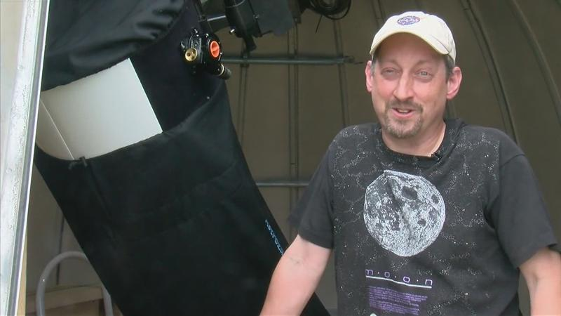Local Man Shares His Passion of Astronomy to Others