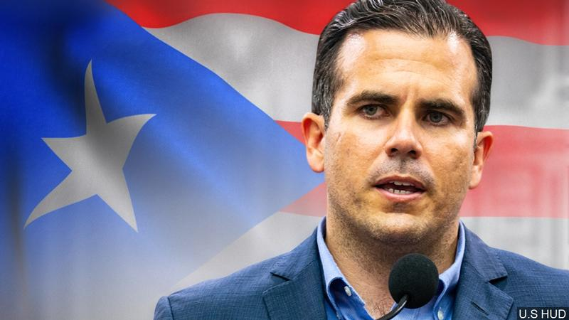 Puerto Rico Gov Will Not Seek Re-Election, Leaves His Party