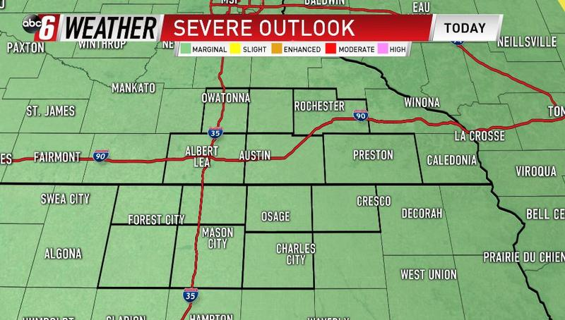 Severe Weather Still Possible Friday Evening