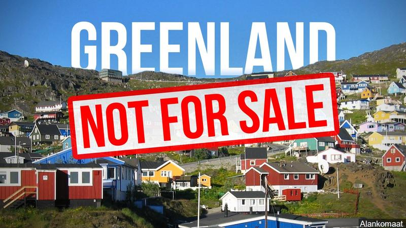 Talks of Possible Purchase of Greenland