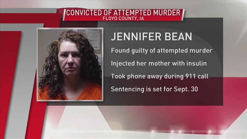 Woman Convicted of Trying to Kill Mother in Charles City