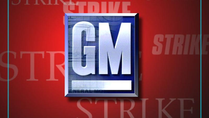The Latest: Source: GM Offers New Products for Closed Plants<br />
