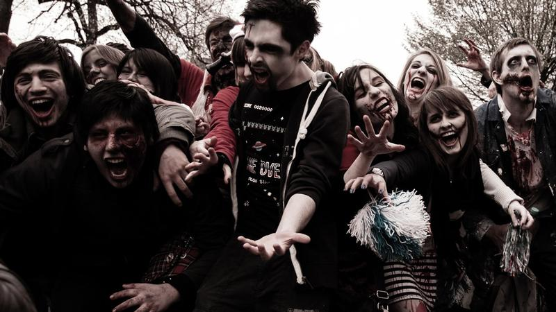 Iowa City Zombie March to be Held This Month for Charities