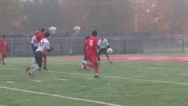 Saturday's Local Scores & Highlights (Section Soccer)
