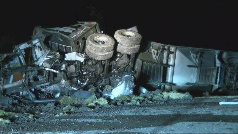 MN State Patrol confirms double fatal on Hwy 14 crash near Claremont